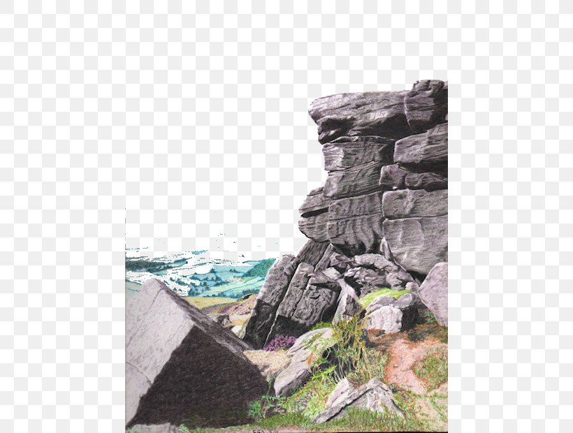 Colored Pencil Drawing Landscape Painting Png 462x620px Colored Pencil Art Color Coloring Book Drawing Download Free