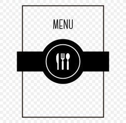 Cafe Menu Restaurant Icon PNG 600x800px Cafe Area Black Black And White Brand Download Free