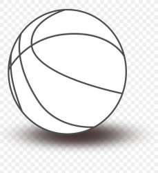 Basketball Black And White Clip Art PNG 2427x2647px Basketball Area Ball Basketball Court Black And White