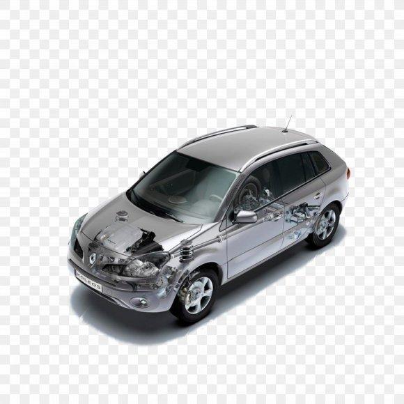 Renault Koleos Car Sport Utility Vehicle Renault Laguna, PNG ...