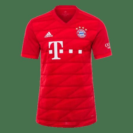 Camiseta Bayern 2019-2020