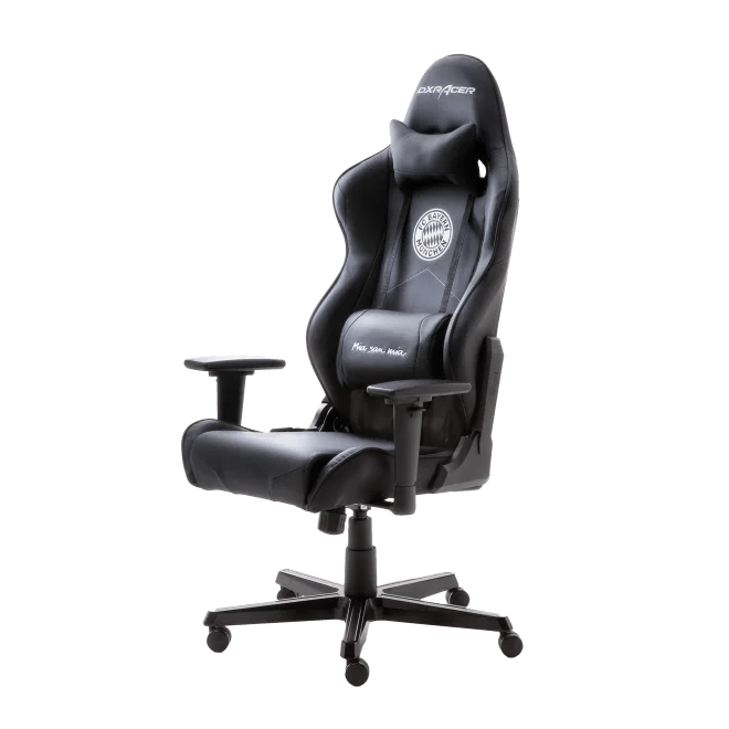 dxracer gaming chairs cb2 orange chair fc bayern official online store stuhl