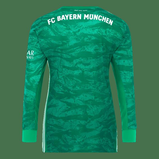 FC Bayern Torwart Trikot 1920  Offizieller FC Bayern Fanshop