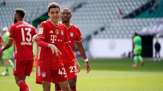 Crónica: VfL Wolfsburg 2-3 FC Bayern
