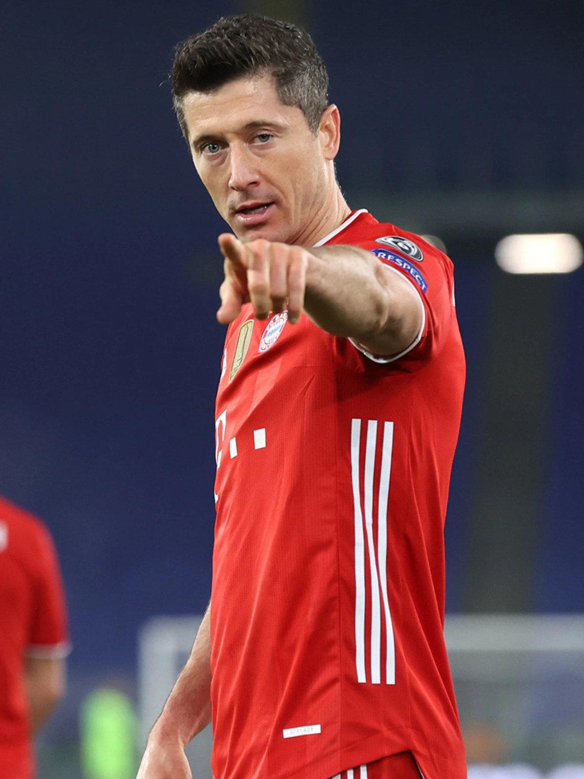 Lewandowski's eye for goal in Rome versus Lazio | FC Bayern