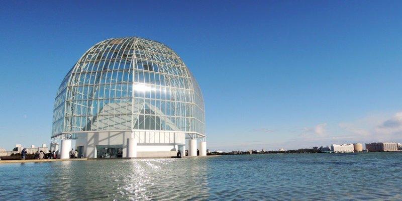 東京景點∥葛西臨海水族園Tokyo Sea Life Park:親子共遊好地方 國小兒童免門票 交通方便 企鵝可愛 海景無敵
