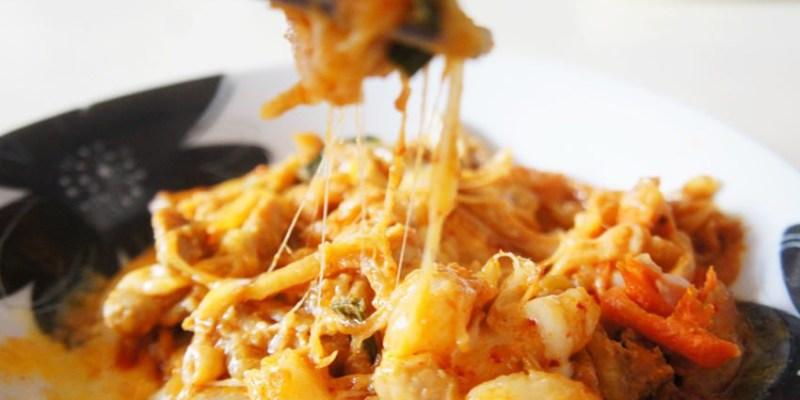 [宅配美食]都教授起司春川炒雞排~超夯美食免排隊 在家微波幾分鐘 享受會牽絲的韓國起司春川炒雞排 一人獨享剛剛好 當配菜也很下飯