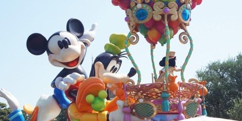 迪士尼攻略~2016扶老攜幼「東京迪士尼樂園」實際遊玩路線~帶阿公、阿嬤、小孩也能輕鬆暢遊迪士尼 我們帶長輩這樣玩迪士尼