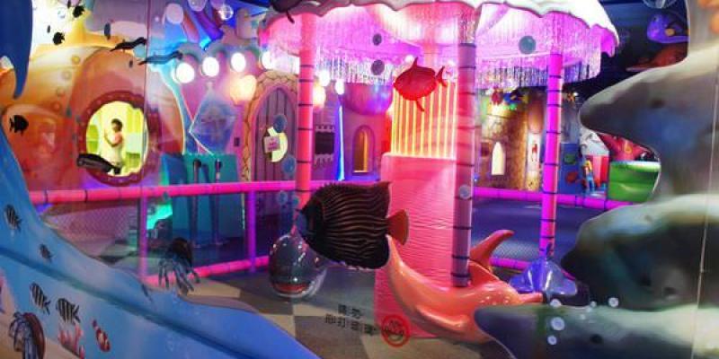 [台中親子]西區∥大型室內兒童樂園騎士堡來台中金典開了~小木偶的家,開館優惠超划算,還有百元體驗區!