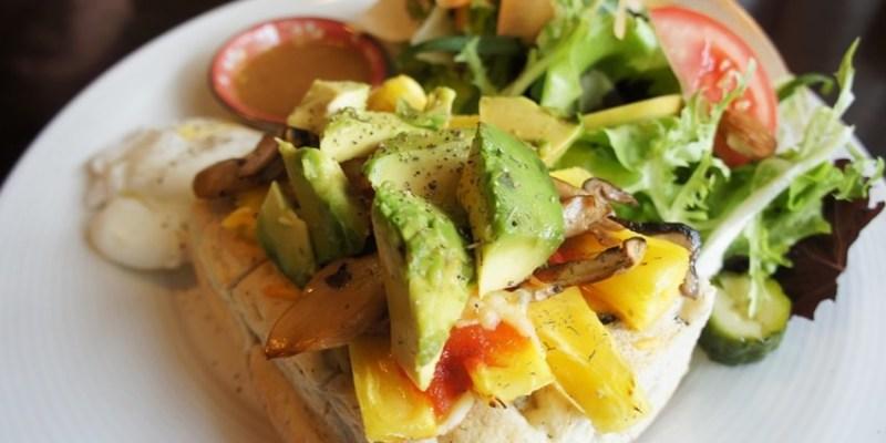 台中早午餐 畢洛雅咖啡館~餐點選擇豐富 走清爽健康風的早午餐 近台中教育大學、國美館