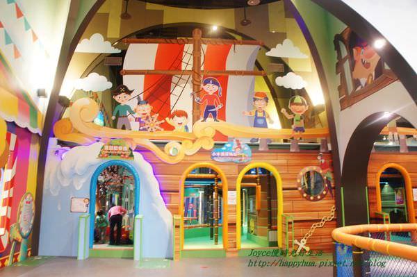 [臺中親子]西區∥臺中最大的室內兒童樂園~騎士堡小木偶的家。金典綠園道六樓搶先玩!(下):家家酒 ...