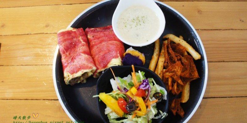 [台中早午餐]西區∥巴特2店(Butter 2 Brunch & Cafe)~近國美館、小大繪本館 色香味俱全的豐盛早午餐 還有蛋糕般的超厚鬆餅
