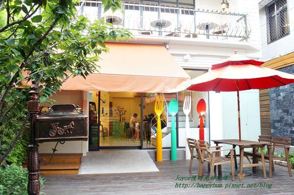 [台中早午餐]西區∥莎莎莉朵(Sausalito Café):隱身巷弄內的鐵鑄鍋精緻早午餐,近美術館綠園道的老房子改造餐廳