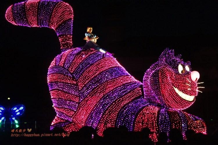 東京迪士尼夜間遊行~夢之光~迪士尼必看遊行 迪士尼電影角色歡樂登場 另有雨天備案喔