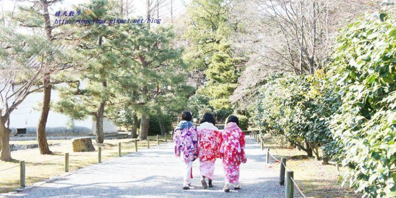 [京都]夢館和服體驗~小女生的和風美女夢 近京都地鐵五条站 有中文服務 一人3500円 逛二条城剛剛好