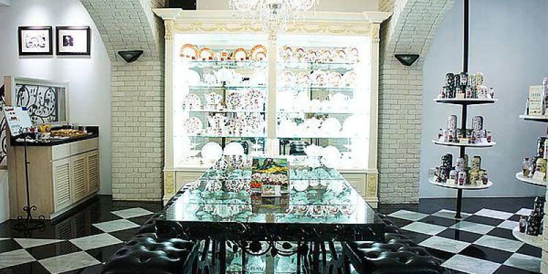 [台中美食]古典玫瑰園 中港旗艦店~優雅英式下午茶 還有比茶香更誘人的焗烤、燉飯