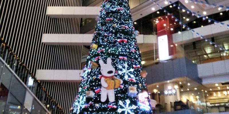 大魯閣新時代購物中心|2017麗莎和卡斯柏聖誕派對 最受歡迎的法國經典繪本角色 全台最高室內聖誕樹