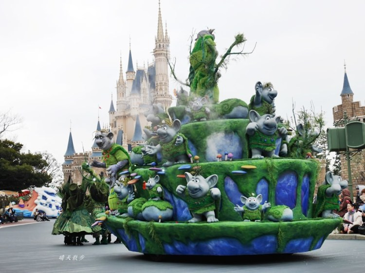 東京迪士尼|冰雪夢幻大遊行 最終章~2018東京迪士尼樂園特別活動「安娜與艾莎的冰雪夢幻」(至2018 /3/19)