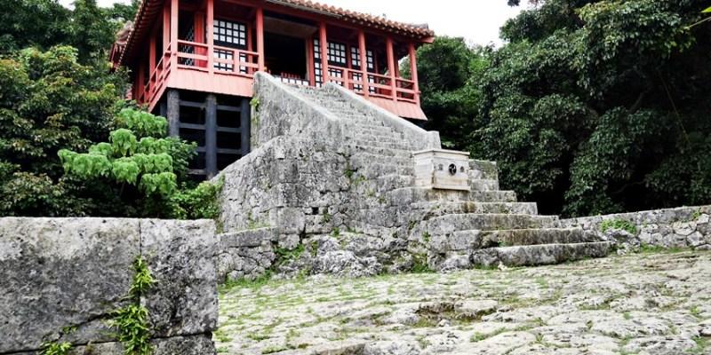 沖繩親子遊|那霸景點~琉球八社之末吉宮 末吉公園裡的古老神社 單軌電車市立病院前站