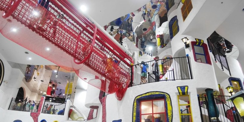 大阪親子遊 大阪兒童樂園/大阪兒童博物館 Kids Plaza Osaka~玩一天都不膩的室內兒童樂園 part 1