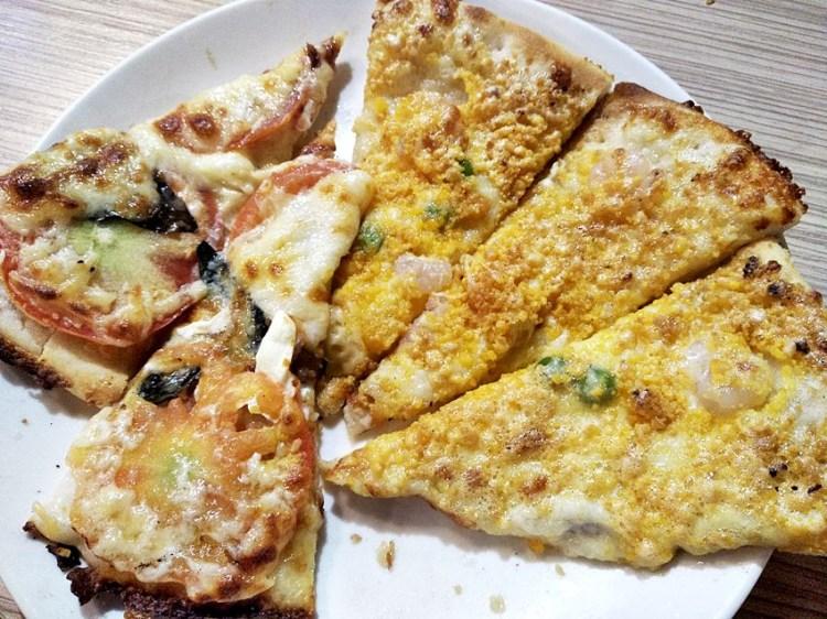 台中吃到飽︱喬e歐爸爸Gioia Papa新時代店~披薩吃到飽 兩種價位自由選 大魯閣新時代停車方便