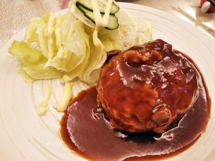 20180804110653 41 - 台中日式 安西媽媽的家庭料理~華美街日式餐廳 日本家常味  豐潤多汁漢堡排