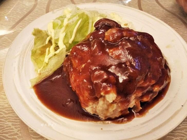 20180804110700 41 - 台中日式 安西媽媽的家庭料理~華美街日式餐廳 日本家常味  豐潤多汁漢堡排
