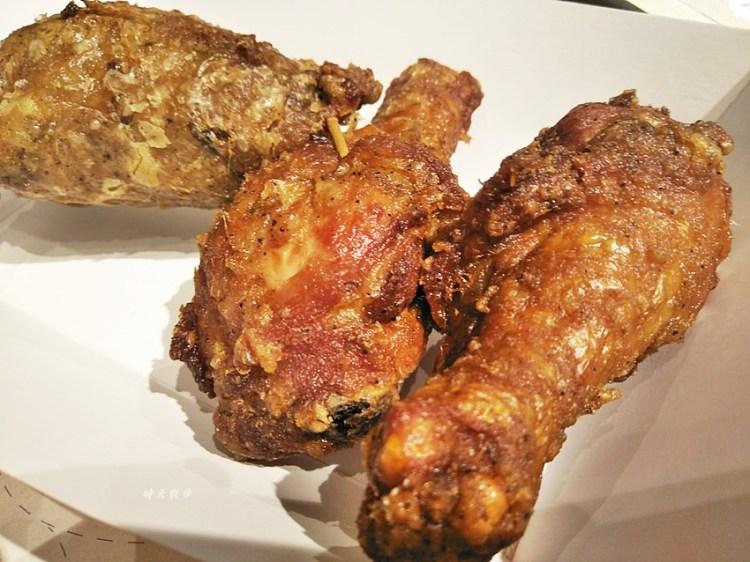 頂呱呱炸雞店|台灣第一家連鎖炸雞品牌 讓人懷念的呱呱包、雞脖子 頂呱呱台中麗寶店