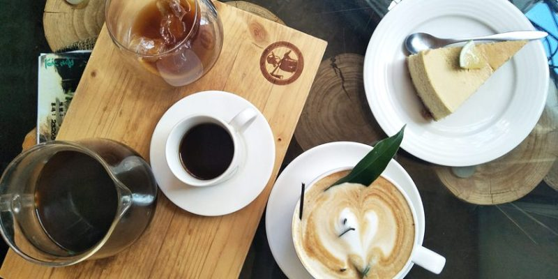 台中下午茶 雲道咖啡館森門市~你喝咖啡我種樹 有意義的咖啡 森林永續循環