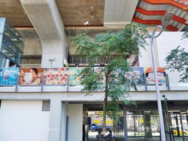 20181210132742 34 - 台中鐵路高架捷運化~挺藝術的「五權車站」 南來北往通勤很方便