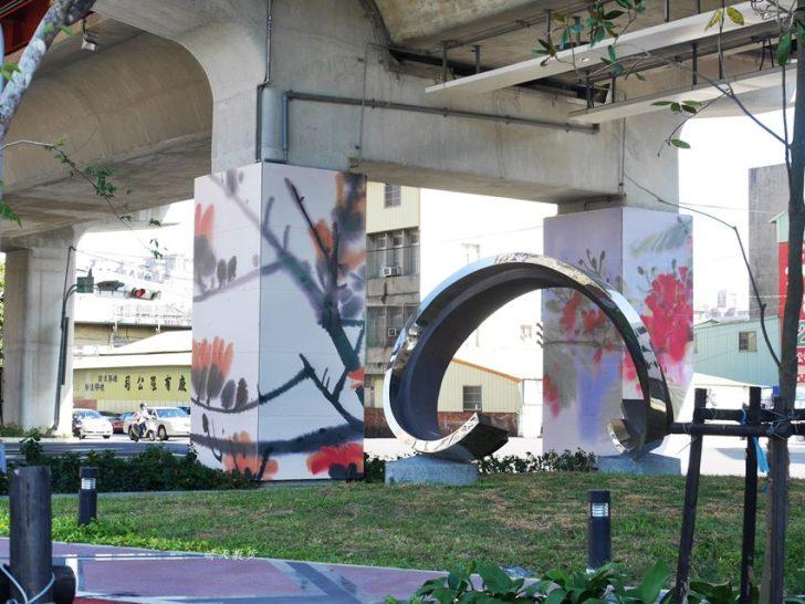 20181210132745 100 - 台中鐵路高架捷運化~挺藝術的「五權車站」 南來北往通勤很方便