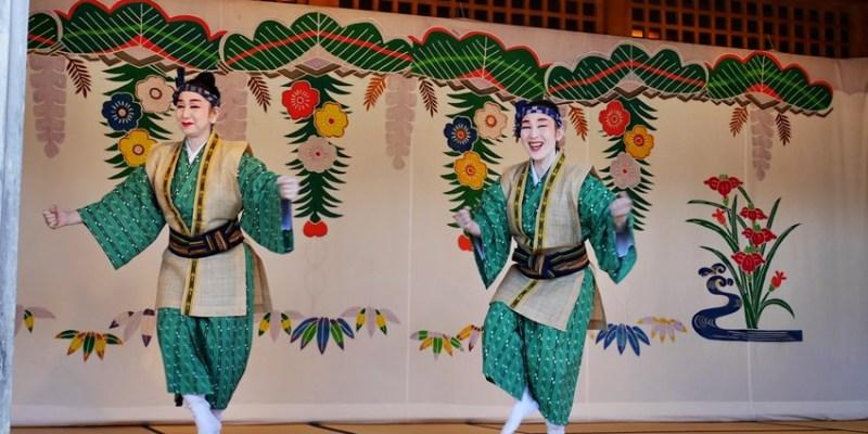 沖繩景點 沖繩首里城公園~世界文化遺產 那霸單軌電車首里站 有免費區域和舞蹈表演(沖繩不自駕親子遊)