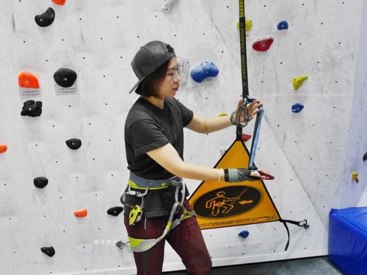 20190105135639 89 - 熱血採訪|第一次親子攀岩體驗就上手,台中約200坪空間的Dapro室內攀岩場