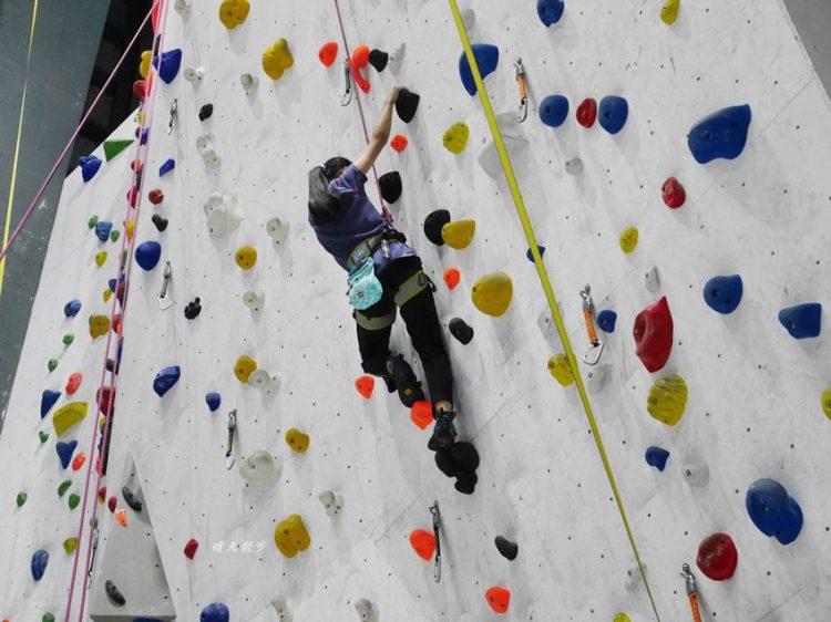 台中親子|Dapro室內攀岩場~超酷親子攀岩體驗課程 第一次攀岩就上手!全台最專業室內攀岩場在台中 期待兒童攀岩夏令營