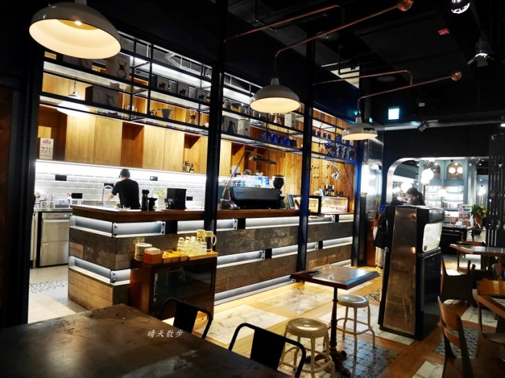 20190219003823 66 - GRIT/ mojocoffee~伴隨書香的美式復古風咖啡館 文心秀泰小書房旁