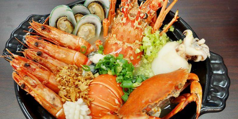 粥霸特色海鮮粥品~地表最強海鮮粥 龍蝦、紅蟳、草蝦超霸氣 午晚餐、宵夜吃得到 近豐原車站、廟東夜市