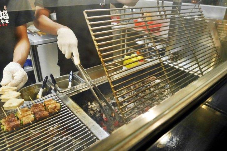 20190620153819 48 - 熱血採訪|漢口路宵夜營業到凌晨一點半,烤物、炸物、丼飯通通吃得到的兴焰炭火串燒