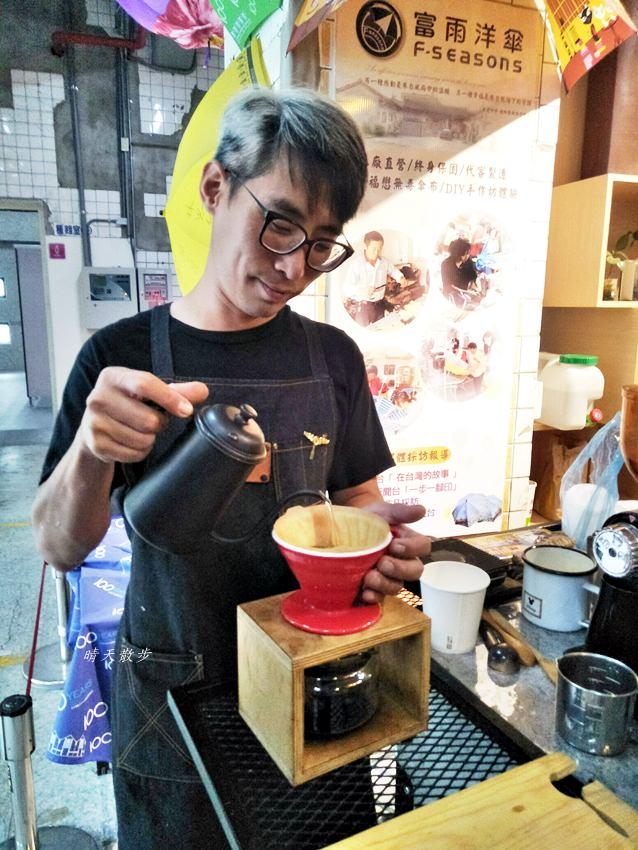 20190924202113 6 - 台中逛市集 TAMP Café行動咖啡吧~神出鬼沒的行動咖啡小攤車 逛市集喝好咖啡