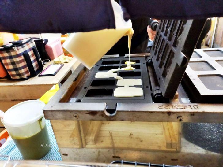 20191219223221 33 - 東興路美食 Dum Dum 摩艾人形燒台中店~超可愛摩艾石像造型雞蛋糕 原味、起司、抹茶 還有限定口味喔!