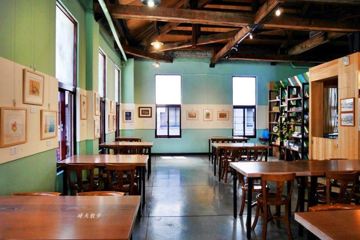 20200127134229 98 - 台灣太陽餅博物館老屋咖啡館~二樓老空間輕食區,喝咖啡配太陽餅,近台中車站(全安堂、魏爵咖啡)