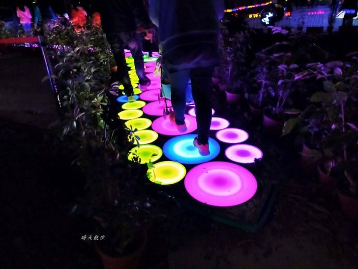 20200220163528 5 - 2020台灣燈會在台中~搭火車去后里逛台中燈會,森林園區好精彩,光之樹、聆聽花開永晝心、無人機秀、森林機械巨蟲秀!