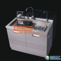 Rohl Kitchen Sinks Floor Cabinet 供应爱尔卡集成水槽 不锈钢水槽 多功能水槽 厨房水槽aek 31 嵊州爱 厨房水槽