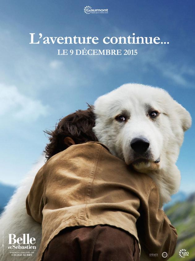 Belle et Sébastien 2 : l aventure continue