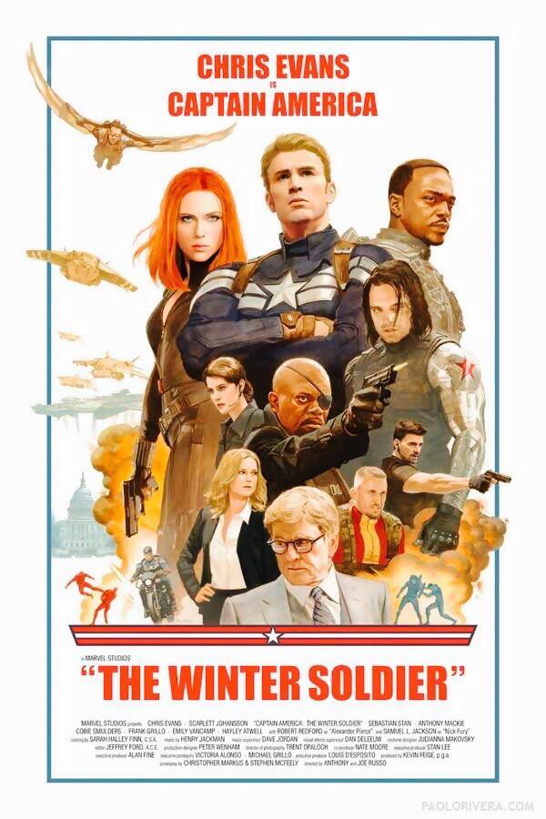 Falcon et le Soldat de l'Hiver Série complète en streaming VF et...