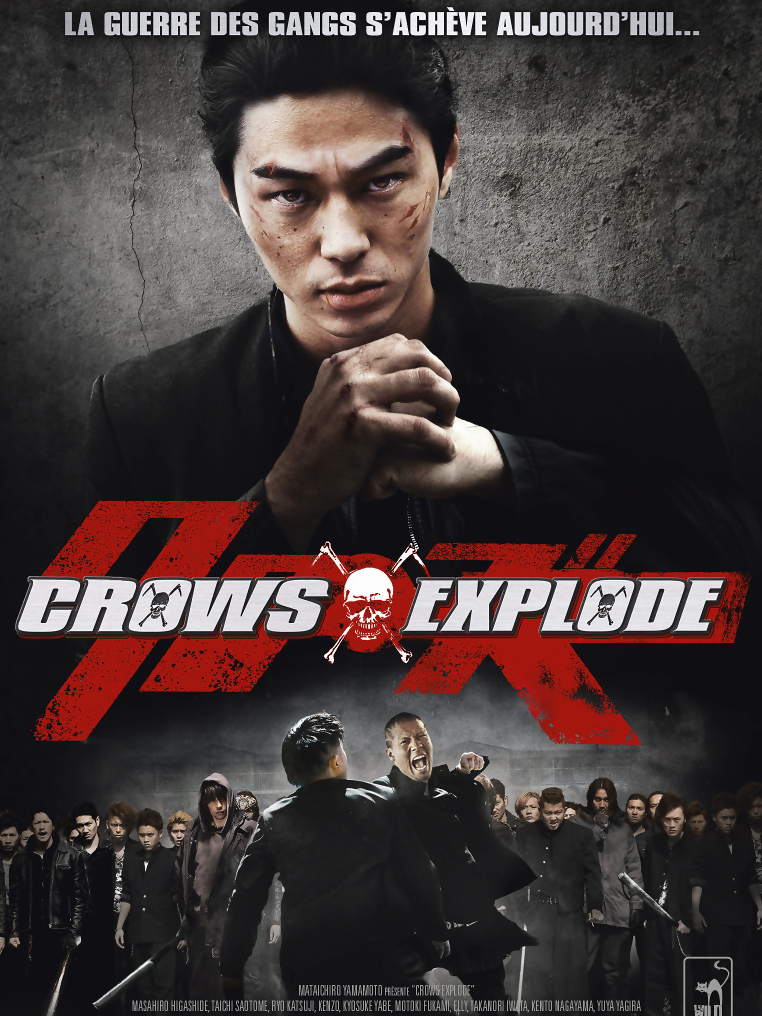 Crows Zero 2 Sub Indo : crows, Crows, English, Subtitle, Movie, Download, DownloadMeta
