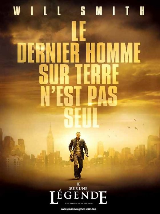 Will Smith Je Suis Une Legende : smith, legende, LEGENDE, Smith, Pourquoi, Verra, Jamais