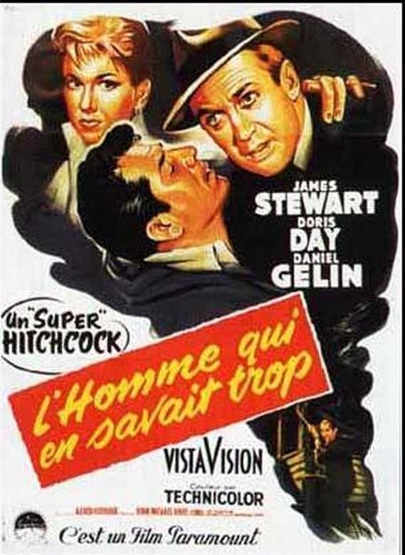 L'homme Qui En Savait Trop : l'homme, savait, L'homme, Savait, (1933)