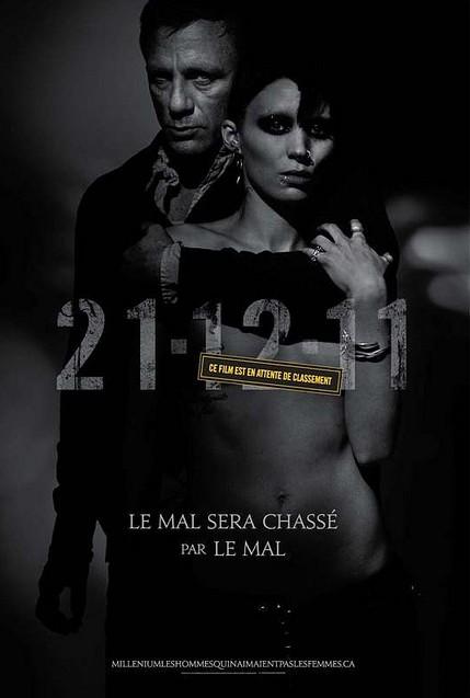 Les Hommes Qui N'aiment Pas Les Femmes : hommes, n'aiment, femmes, Millenium, Bande, Annonce, (2012)