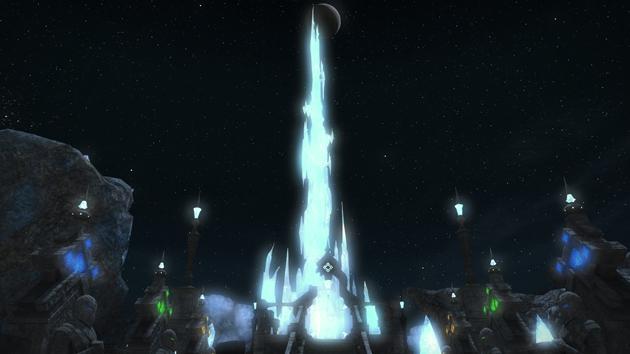 Crystal Tower Dynamics FINAL FANTASY XIV Developers