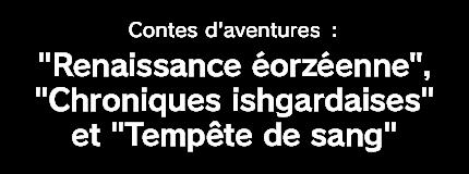 FINAL FANTASY XIV Contes d'aventures de jobs et de l